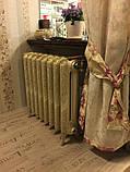 Радиаторы чугунные ретро Carron Киев, фото 5