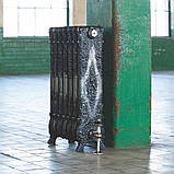 Чугунные радиаторы в ретро стиле, батареи в ретро дизайне, фото 3