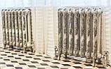 Чугунные радиаторы в ретро стиле, батареи в ретро дизайне, фото 7