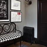 Чугунные радиаторы в ретро стиле, батареи в ретро дизайне, фото 9