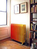 Чугунные радиаторы в ретро стиле, батареи в ретро дизайне, фото 10