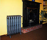Батареи чугунные в старинном стиле Carron (Англия), фото 6