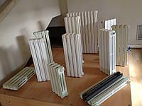 Чугунные радиаторы отопления Adarad Ridem Plus 500/95