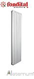 Алюминиевые радиаторы Garda Dual Aleternum 1400/80 (Италия), фото 3