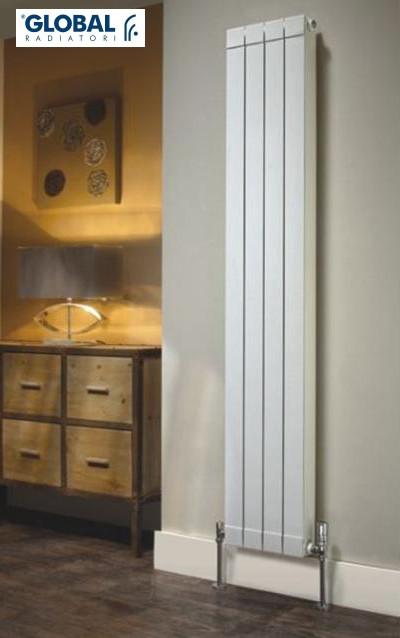 Вертикальные радиаторы Global Oscar 1800/100 (Италия)