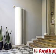 Дизайнерские радиаторы Fondital Mood & Tribeca 1800 (Италия)
