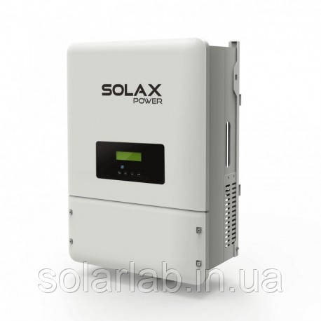 Інвертор гібридний Solax Power X3-Hybrid-10.0 T 3 фази