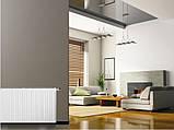 Стальные панельные радиаторы Ultratherm 33 тип 500/1600 боковое подключение, Турция, фото 5