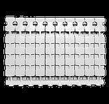 Алюминиевый радиатор Fondital EXCLUSIVO 350/100 B4 (Италия), фото 4