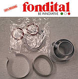 Прямой коаксиальный узел д.100/60 мм (для настенных TFS и Bali TFS) Fondital, фото 3