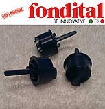 Ручка 18 мм NF. Fondital/Nova Florida, фото 3
