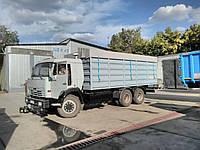 Переоборудование автомобилей КРАЗ, МАЗ на зерновоз