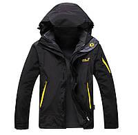 Качественные мужские куртки 2в1 JACK WOLFSKIN, фото 1