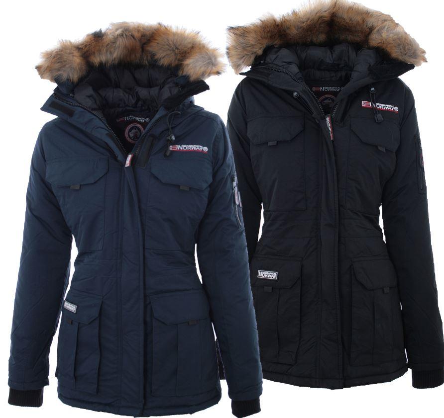 Женские куртки парки Geographical Norway Alcatras Оригинал  ХL размер
