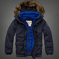 Мужские зимние куртки ABERCROMBIE & FITCH, фото 1