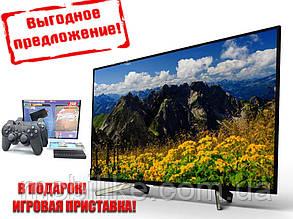 Телевізор Sony 56 дюймів SmartTV (Android 9.0//WiFi/DVB-T2) + ПОДАРУНОК ІГРОВА КОНСОЛЬ!