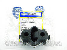 Кронштейн крепления задней части глушителя на Рено Дастер начиная с 2011 Производитель SASIC (Франция) 2954007
