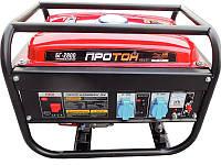 Бензиновый генератор Протон БГ-2800