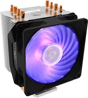 Процесорний кулер Cooler Master Hyper H410R RGB LED PWM (RR-H410-20PC-R1), фото 2