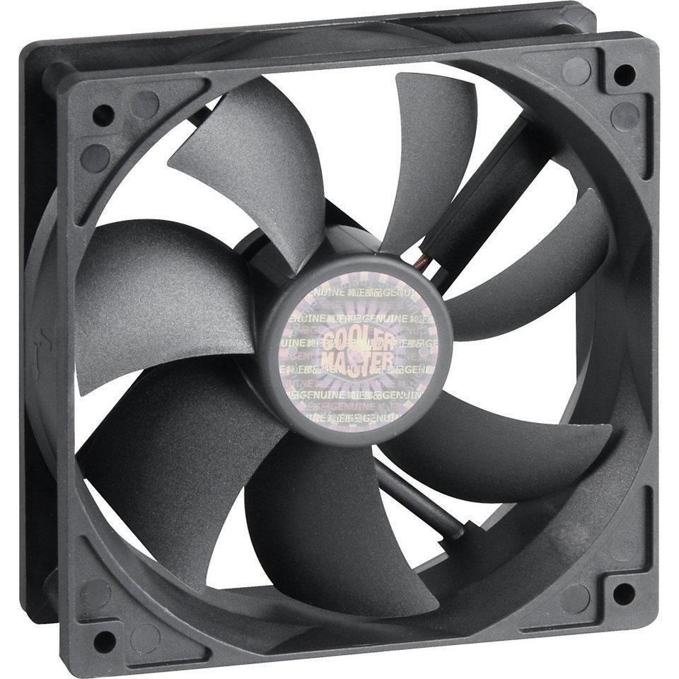 Корпусний вентилятор Cooler Master Silent (R4-S2S-12AK-GP)