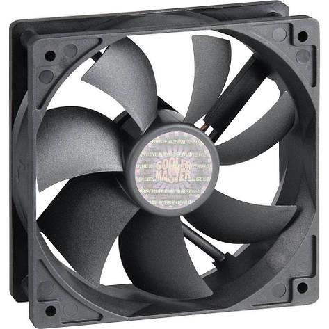 Корпусний вентилятор Cooler Master Silent (R4-S2S-12AK-GP), фото 2