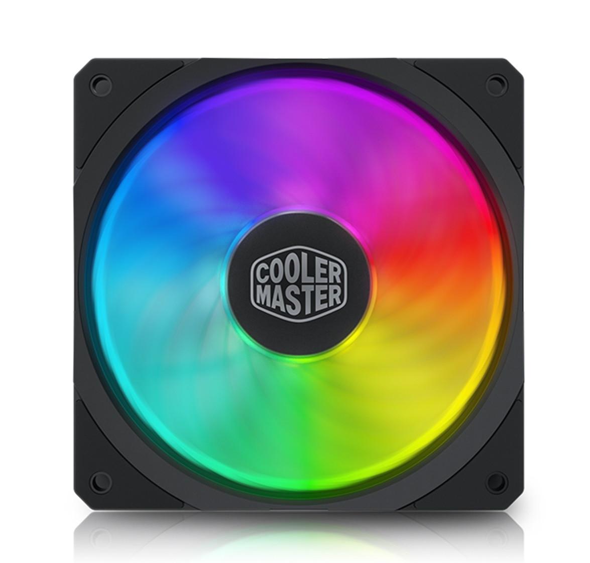 Корпусний вентилятор Cooler Master MasterFan SF120R ARGB (MFX-B2DN-20NPA-R1)