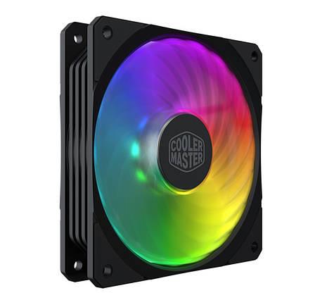Корпусний вентилятор Cooler Master MasterFan SF120R ARGB (MFX-B2DN-20NPA-R1), фото 2