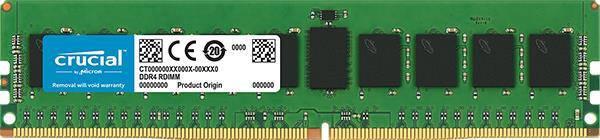Пам'ять для сервера Micron Crucial DDR4 2666 8GB ECC REG RDIMM (CT8G4RFD8266), фото 2