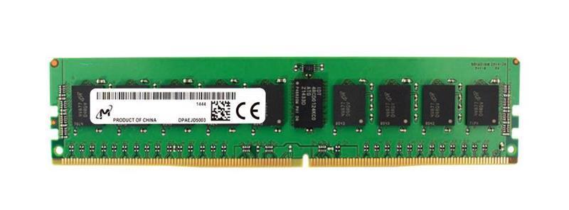 Память к серверу Micron Crucial DDR4 2933 16GB ECC REG RDIMM (MTA18ASF2G72PDZ-2G9E1)