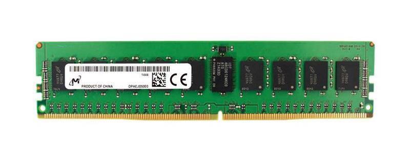 Память к серверу Micron Crucial DDR4 2933 16GB ECC REG RDIMM (MTA18ASF2G72PDZ-2G9E1), фото 2