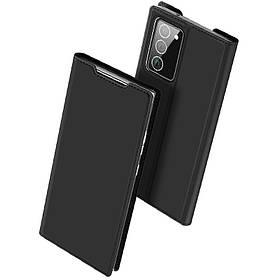 Чехол-книжка Dux Ducis с карманом для визиток для Samsung Galaxy Note 20