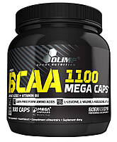 BCAA аминокислоты Olimp Labs BCAA Mega Caps 1100 (300 капс)