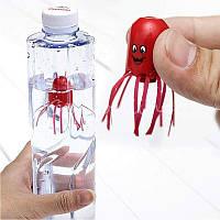 Оригинальная игрушка веселый осьминожек для игр с водой