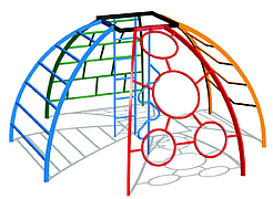 Рукохід Сфера Шість елементів 21031