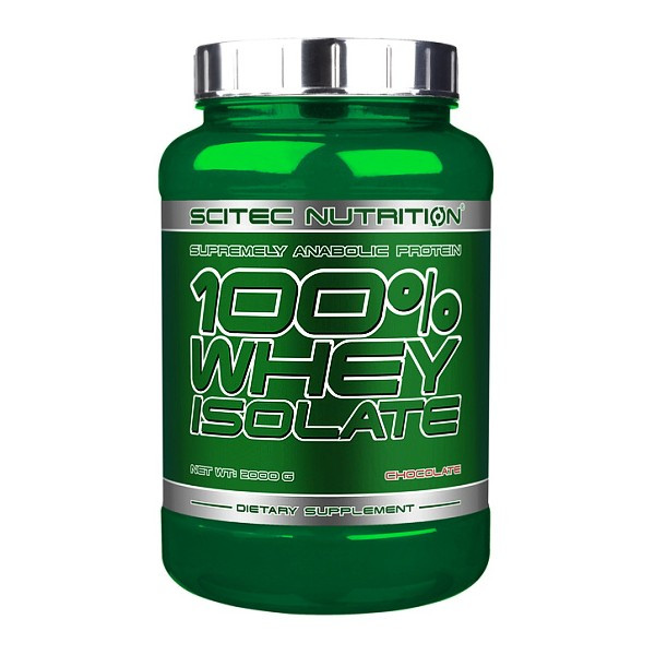 Протеин Scitec Nutrition Whey Isolate (700 г)