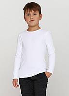 Кофта (Свитшот) для мальчиков - белый, серый, синий, черный
