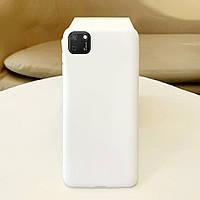 Чехол Soft Touch для Huawei Y5p силикон бампер матовый