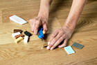 Ремонтный комплект Quick-Step Repair Kit (ремкомплект для ламината и паркетной доски), фото 2