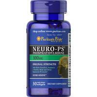 Нейро-Пс (Фосфатидилсерин) 100 мг (30капс.), фото 1