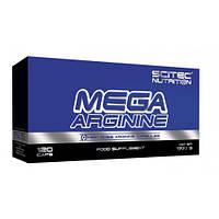Предтренировочный комплекс Scitec Nutrition Mega Arginine (120 капсул)