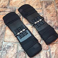 Поддержка усилитель-фиксатор коленного сустава Powerknee Nasus Sports (Оригинальные фото), фото 2
