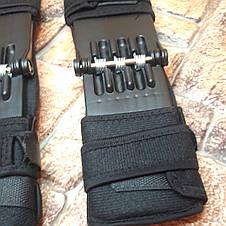 Поддержка усилитель-фиксатор коленного сустава Powerknee Nasus Sports (Оригинальные фото), фото 3