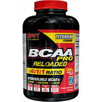 BCAA аминокислоты SAN BCAA Reloaded 4:1:1 (180 таб)