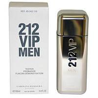 Тестер для мужчин Carolina Herrera 212 Vip Men