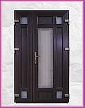 Двері металопластикові, фото 3