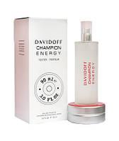 Тестер парфюмированной воды ОАЭ Davidoff Champion Energy