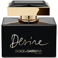 Тестер Dolce Gabbana The One Desire Парфюмированная вода (лицензия) Эмираты ОАЭ