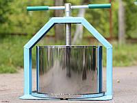 Прес соковижималка 15 л, нержавіюча сталь, фото 1