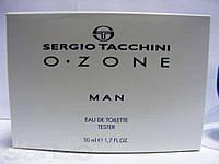 Тестер Sergio Tacchini O-Zone Man  Парфюмированная вода (лицензия) Эмираты ОАЭ