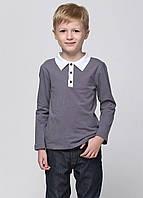Кофта для мальчиков - серый, синий, черный, белый+синий, белый+черный